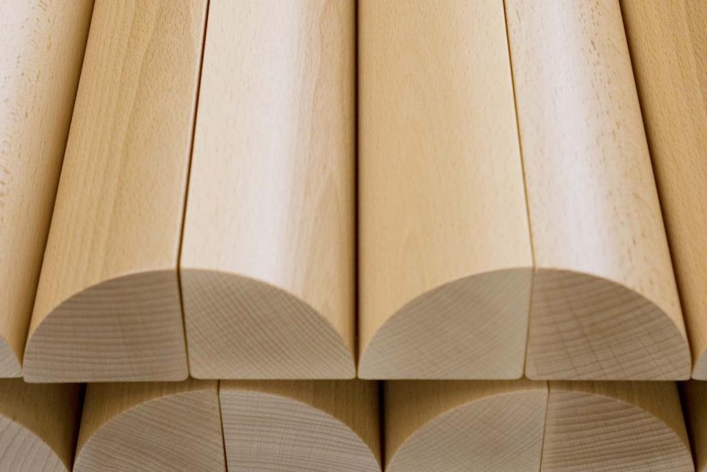Möbelfertigteile | Massivholzleisten | Reese Kehlleisten | Lemgo
