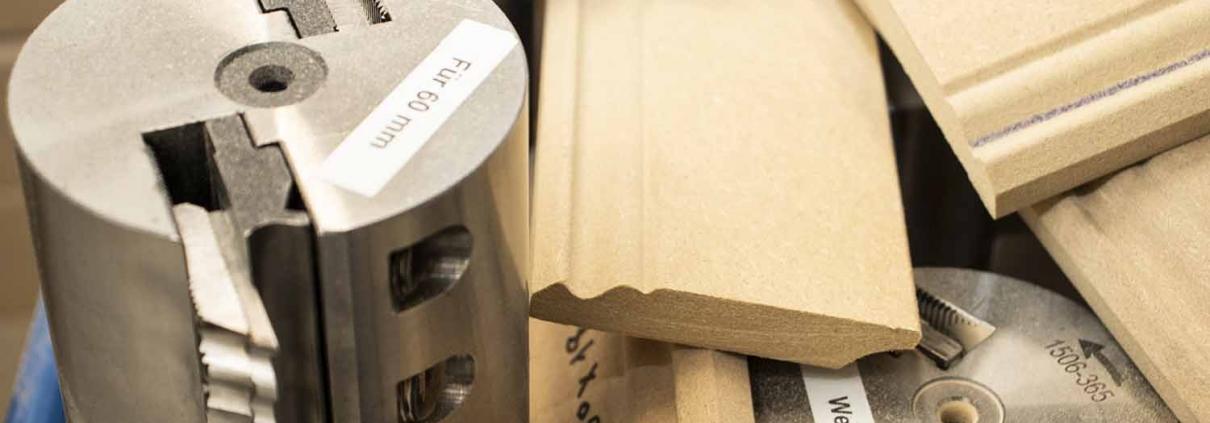 News | Eigener Werkzeugbau | Reese Kehlleisten | Lemgo